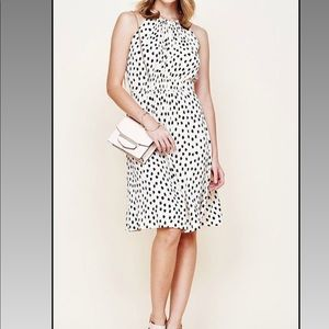 Kate Spade leopard dot dress